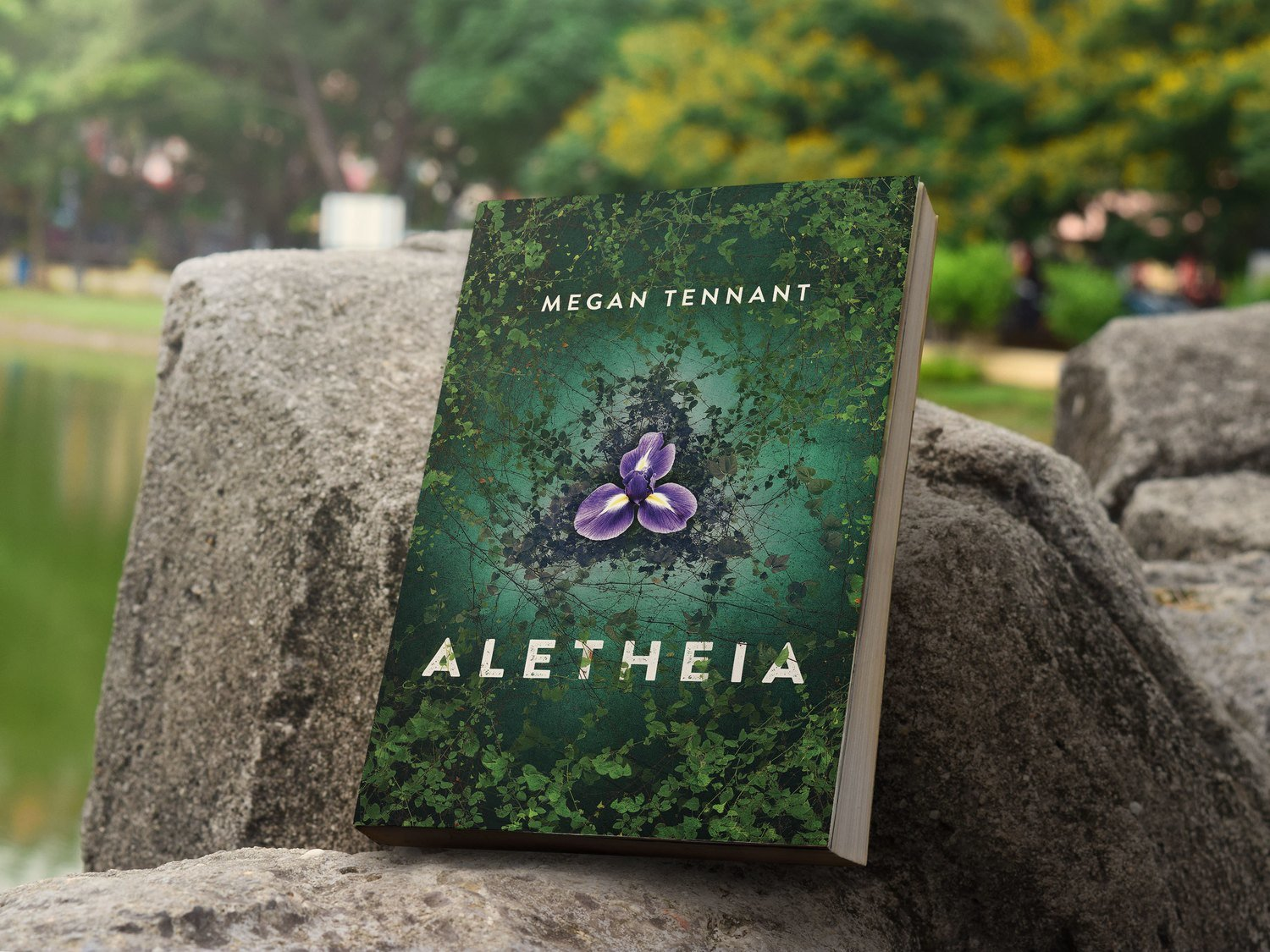 Aletheia Signed Paperback (Cosmetic Defect)