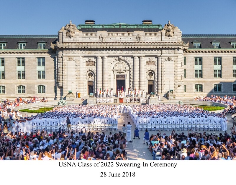 Class of 2022 Swearing-In Ceremony