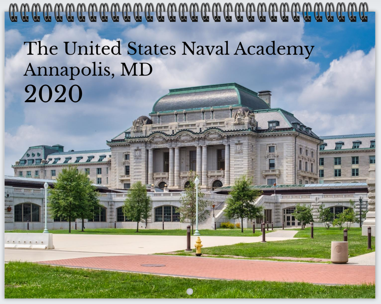 2020 Naval Academy Calendar