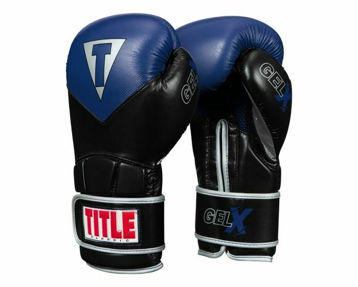 TITLE Classic GEL-X Training Gloves