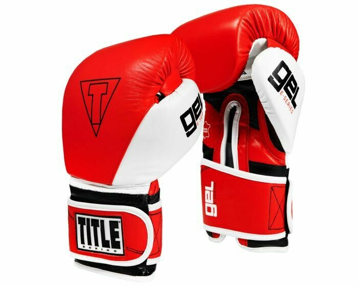 TITLE GEL E-Series Boxing Gloves