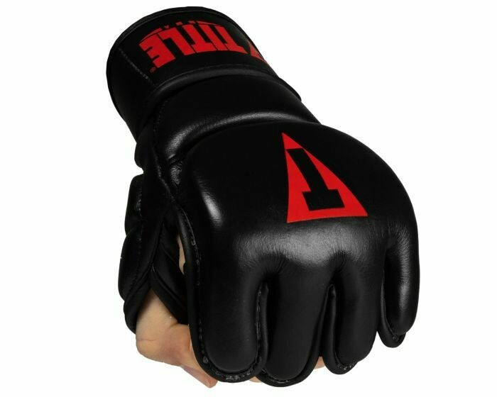TITLE MMA Pro Training Gloves