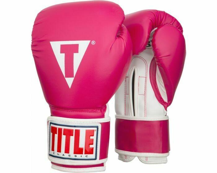 TITLE Classic Originals Pro Style Training Gloves