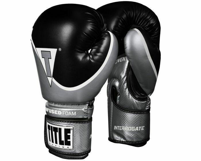 TITLE Boxing Infused Foam Interrogate Training Gloves 2.0