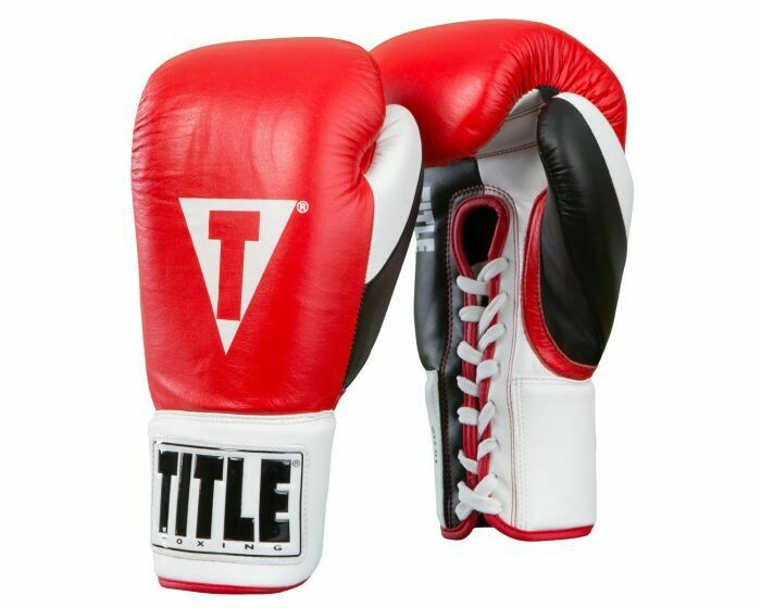 TITLE Great Official Pro Fight Gloves