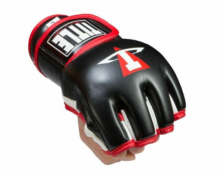 TITLE Conflict MMA Pro Fight Gloves