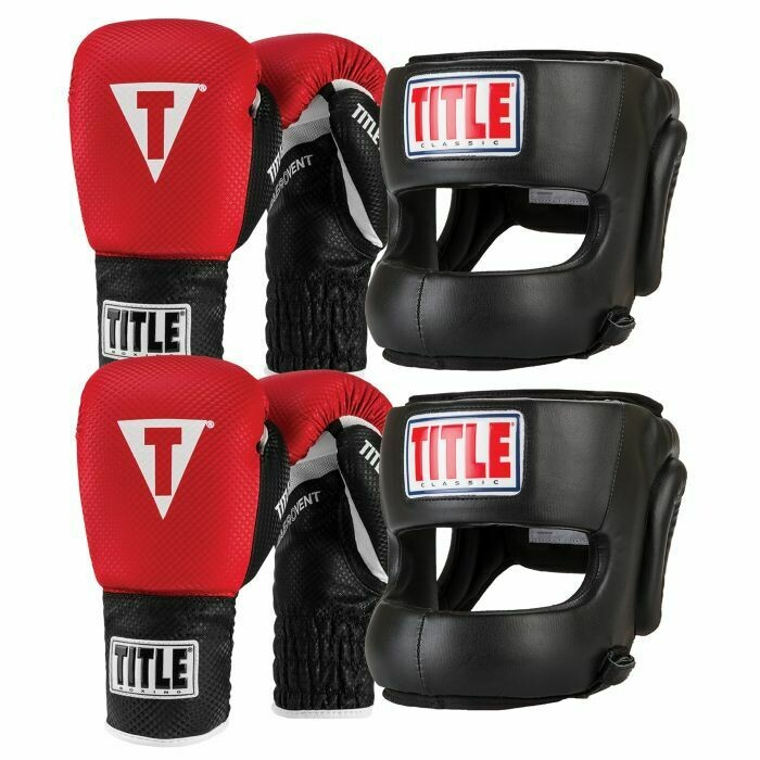 TITLE Youth Sparring Set