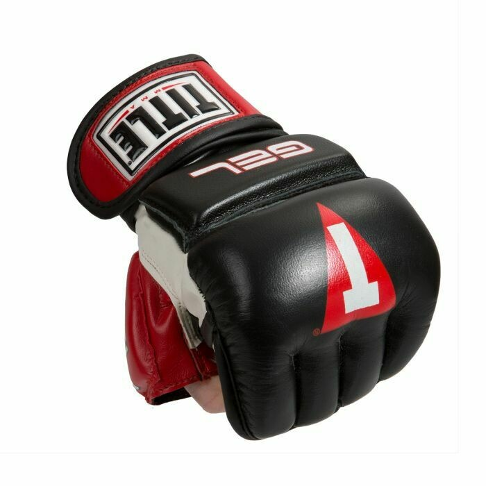 TITLE MMA Performance GEL Bag Gloves