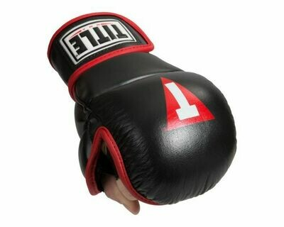 TITLE MMA Performance Safe Spar Gloves