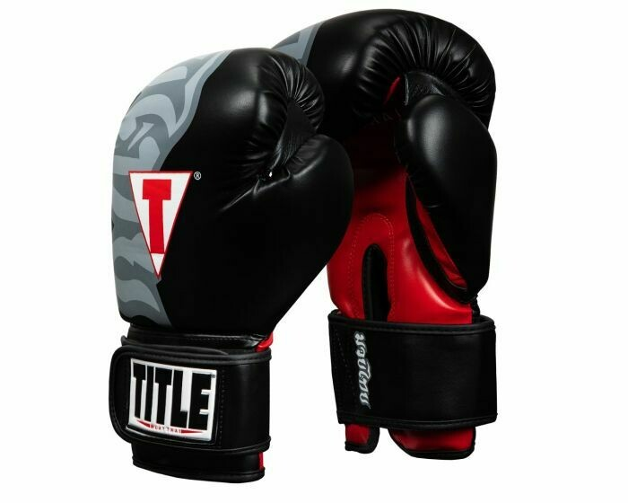 TITLE Muay Thai Heavy Bag Gloves