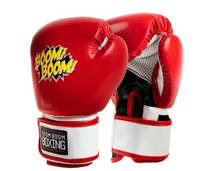 BOOM BOOM Striker Youth Boxing Gloves