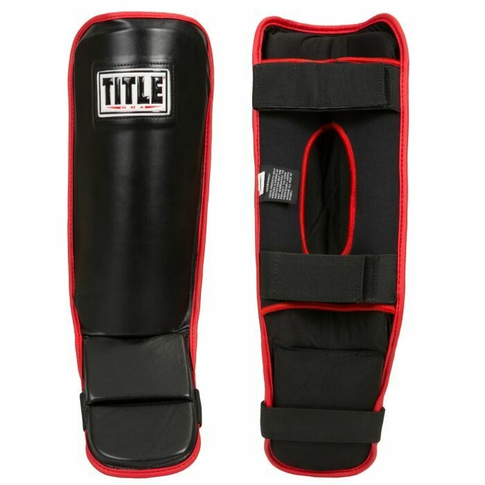 TITLE MMA Performance Grappling Shin Guards