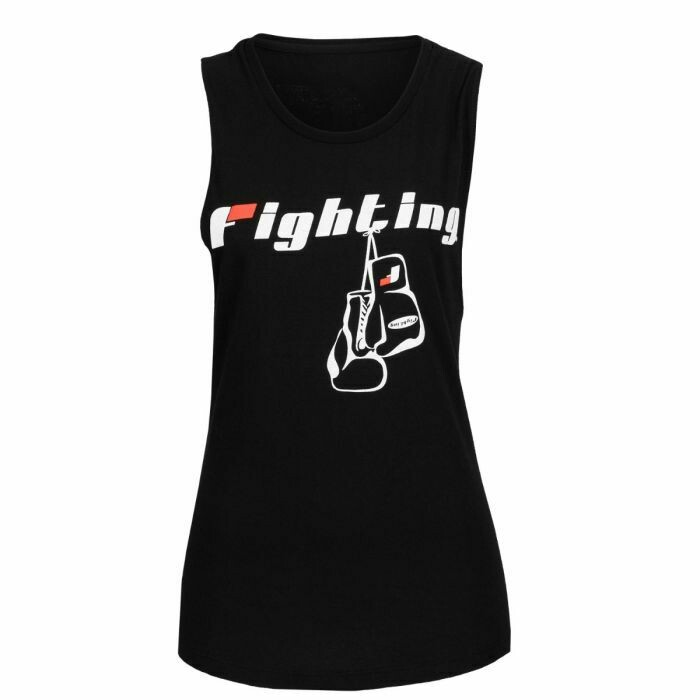 Fighting Brand Womens Muscle Tank