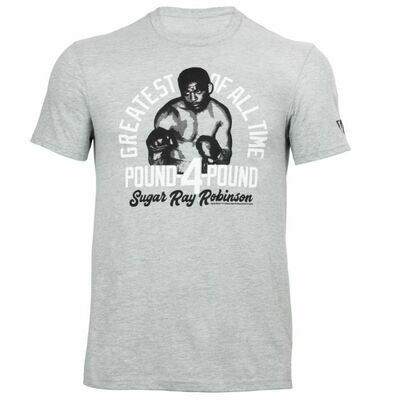 TITLE Boxing Legacy Sugar Ray Pound For Pound Tee