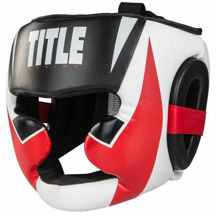 TITLE MMA Command Full Training Headgear