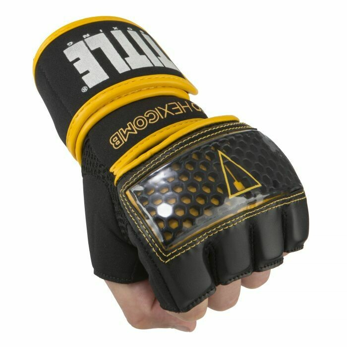 TITLE Hexicomb Tech Glove Wraps