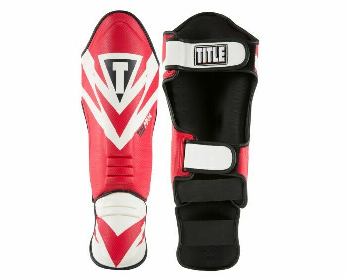 TITLE MMA Command Shin & Instep Guards