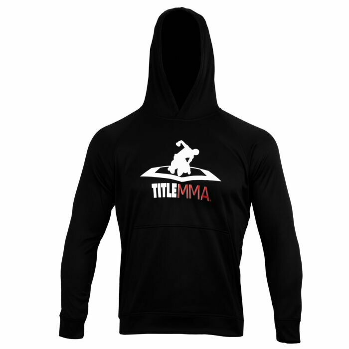 TITLE MMA French Fleece Hoody