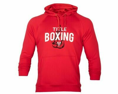 TITLE Boxing Hanging Gloves Hoody