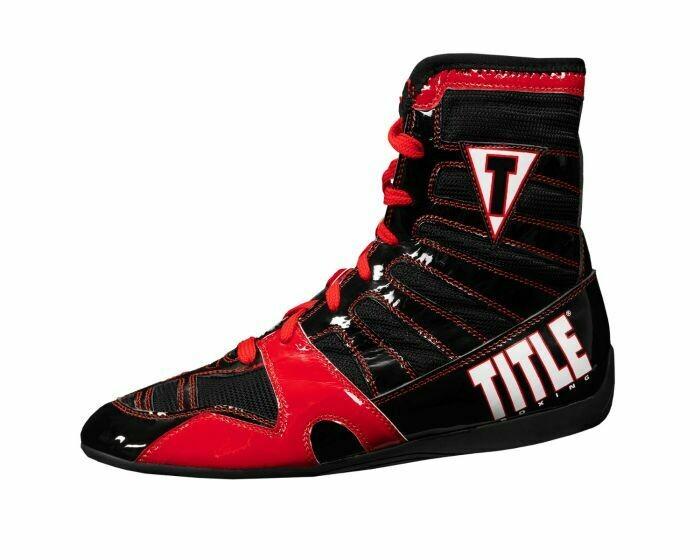 TITLE Velocity KO Boxing Shoes