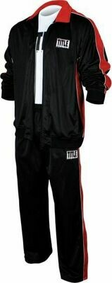TITLE Poly-Pro Warm-Up Suit