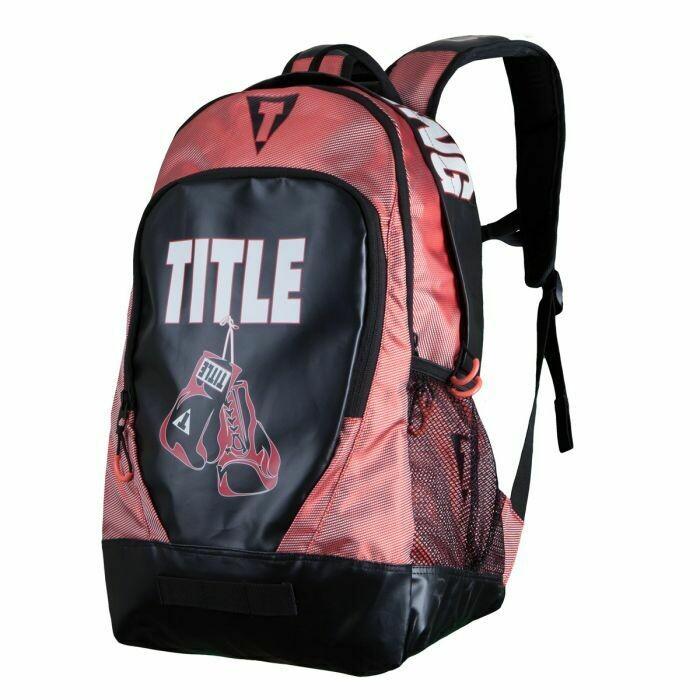 TITLE Endurance Max Backpack