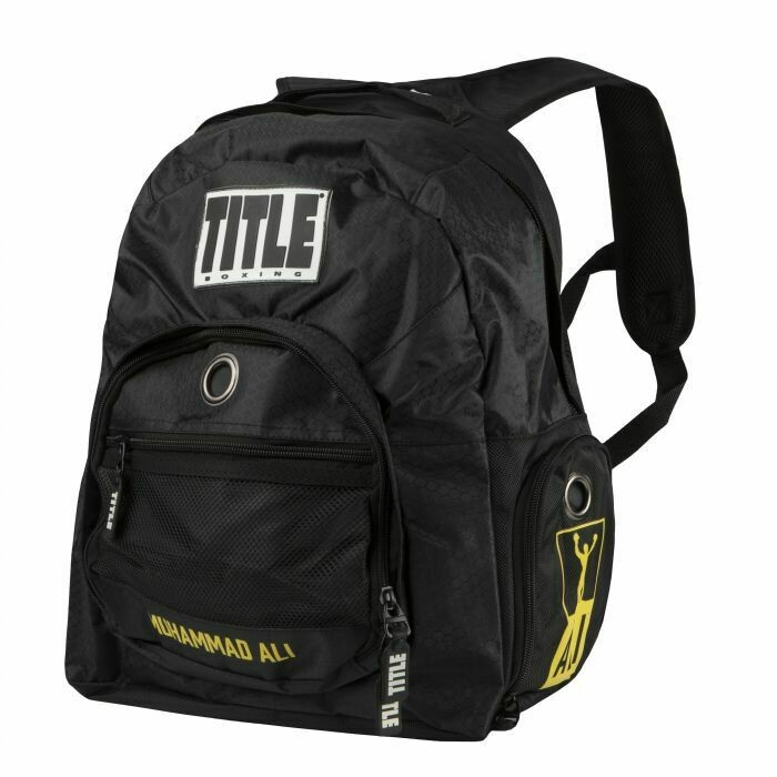 Ali Super Boxing Backpack