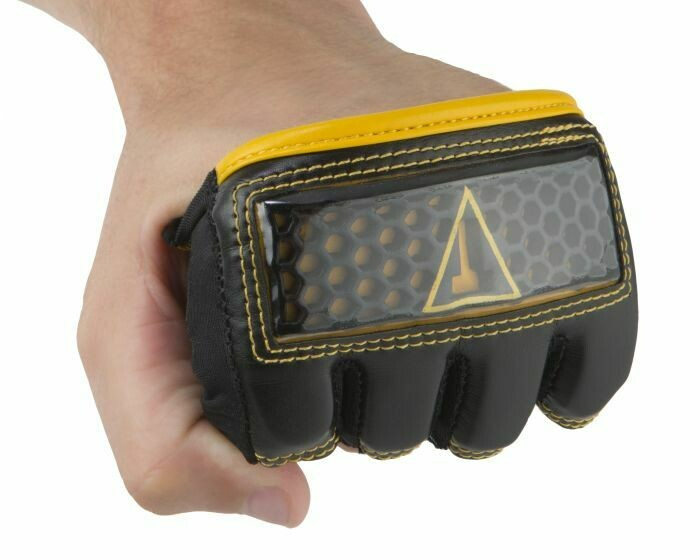 TITLE Hexicomb Tech Knuckle Guards