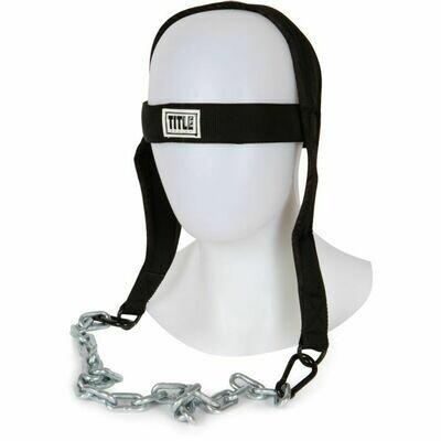 TITLE Nylon Head Harness Neck Strengthener
