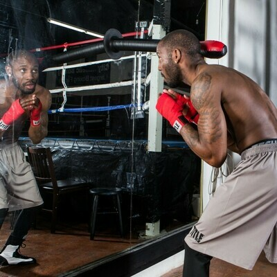 TITLE Boxing Precision Slip Stik