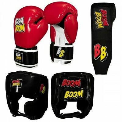 Boom Boom Striker Youth Boxing Set 2