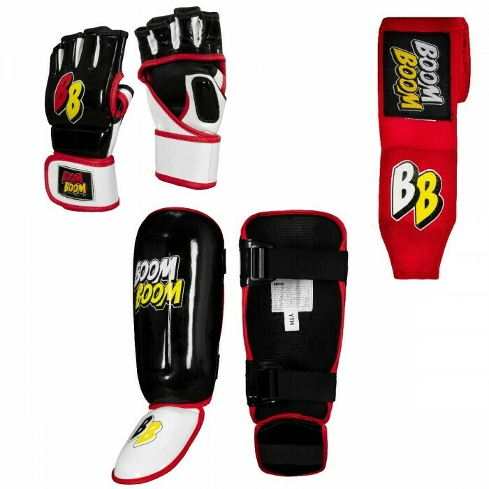 Boom Boom Bomber Youth MMA Set 3