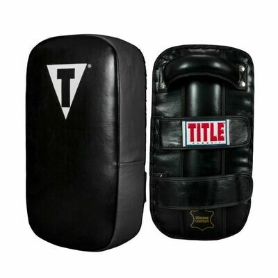 TITLE Classic Pro Leather Thai Pads 3.0 Pair