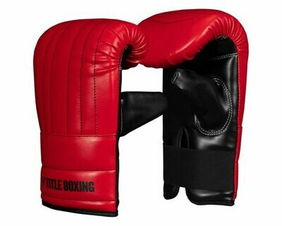 TITLE Boxing Old School Heavy Bag Gloves 3.0