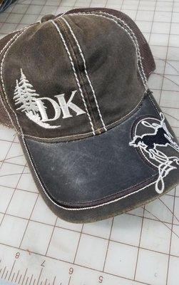 Black Wrangler Cap