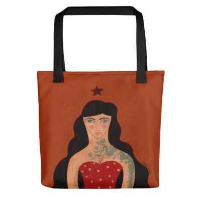 Alma Gitana Tote bag