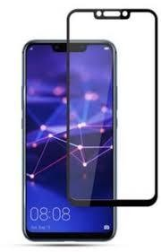 TEMPERED GLASS SCREEN PROTECTOR 5D HUAWEI MATE 20 LITE BLACK