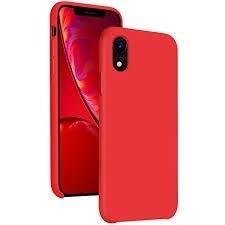 BACK CASE APPLE IPHONE XR HARD CASE RED