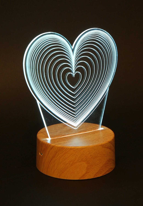 Love Heart 8
