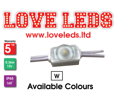 LL2835 0.35w  IP65 12v