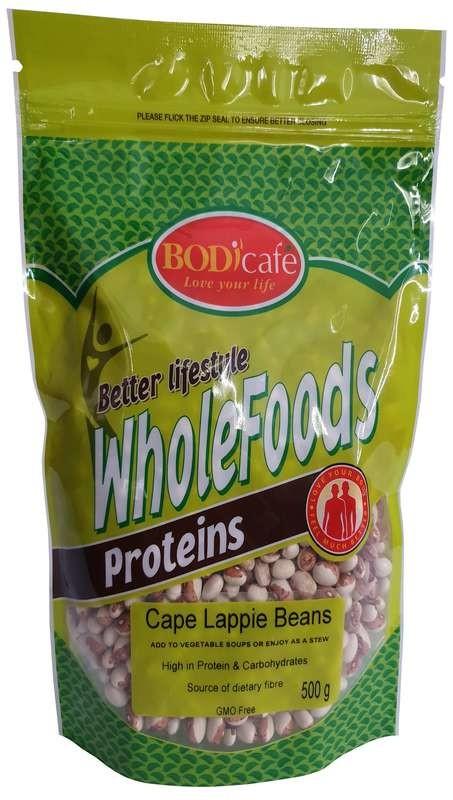 Cape Lappie Beans 500g