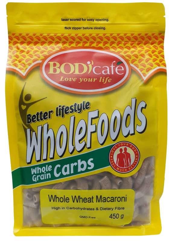 Macaroni (Whole Wheat) 450g