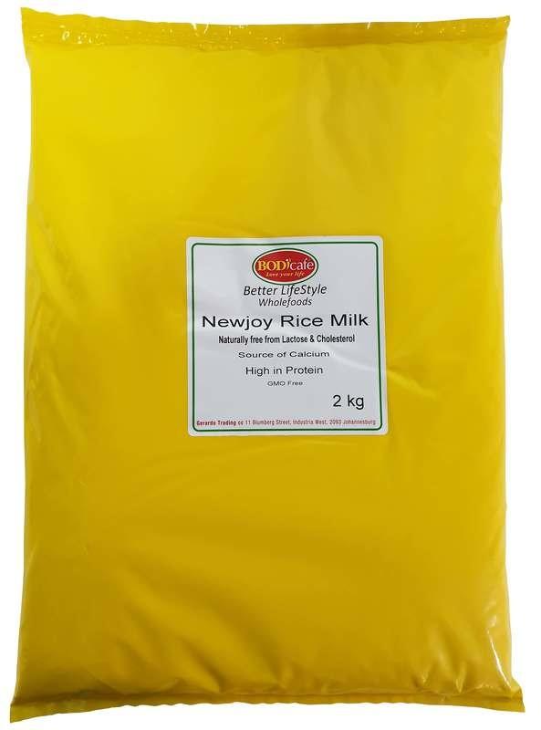 NewJoy Rice Milk Powder (Casein Free) 2kg