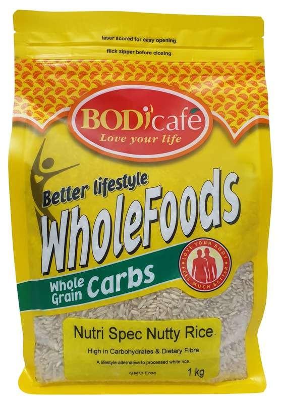 Nutri Spec Nutty Rice 1kg