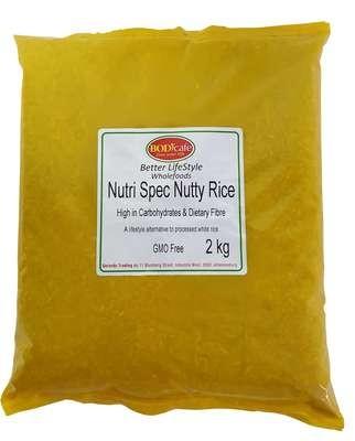 Nutri Spec Nutty Rice 2kg