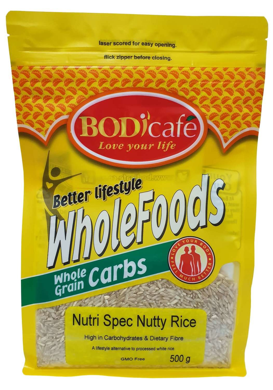 Nutri Spec Nutty Rice 500g