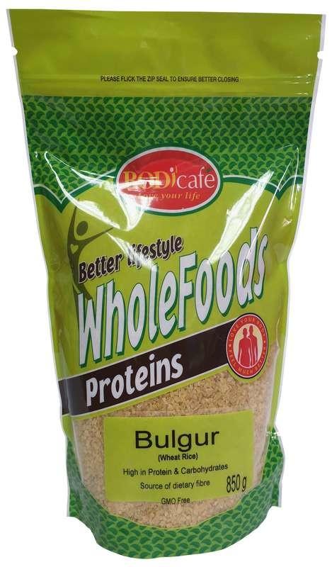 Bulgur Wheat 850g