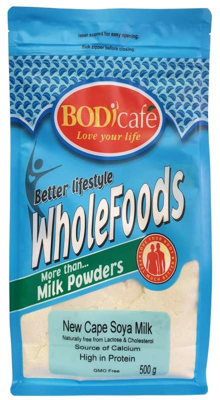 New Cape Soya Milk Powder 500g