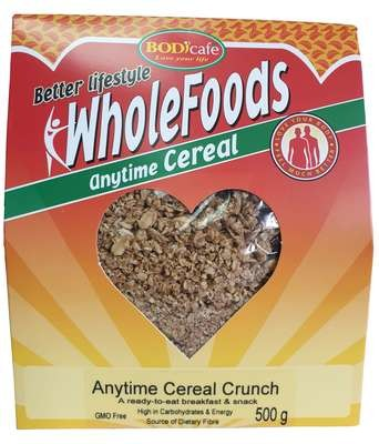 Anytime Cereal Crunch 500g