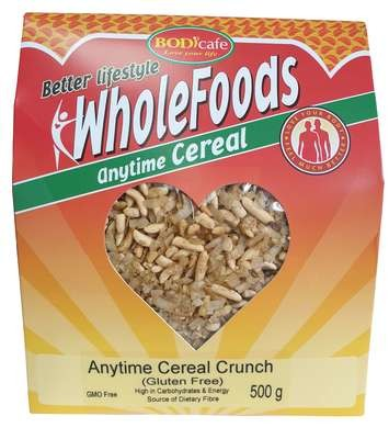 Anytime Cereal Crunch (Gluten Free) 500g